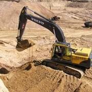 Купить песок в Петрозаводске, песок карьерный фото