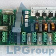 Однофазная плата управления электродвигателей AC E101 фото
