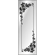 Обработка пескоструйная на 1 стекло артикул 2-06 фото