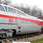 Перевозки пассажирские скоростными поездами фото