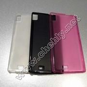 Силиконовый чехол Prestigio MultiPhone 7557 Grace