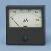 Микроамперметры ЭА2230 аналоговые щитовые постоянного тока. фото