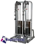 Стойка сдвоенная блочная, нагрузка 2х105 кг. SDC-2000G/2 Body Solid