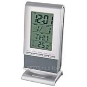 Часы - календарь- термометр Прогноз с подсветкой