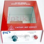 Печь FIS F1-977220 для разъемов оптических на 24 коннектора SC, SMA, ST, FC, D4 фото