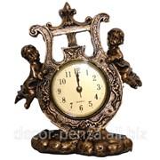 Часы-статуэтка Амурчики 8856А фото