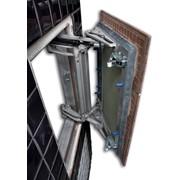 Люк-невидимка ревизионный под плитку Хаммер фото