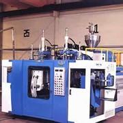 Высокоскоростная выдувная формовочная машина EC-SBM фото