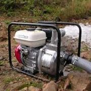 Аренда мотопомпы, откачка воды услуги фото
