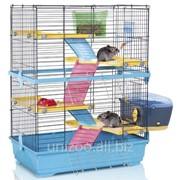 Клетка для шиншилл и кроликов Imac Double 80 фото