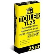 Клей для плитки Toiler TL 15 фото