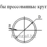 Труба прессованная круглая шифр профиля: 01/0303 D, мм 80 S, мм 2 фото