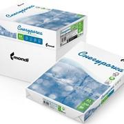 Бумага листовая для офисной техники А4, Снегурочка, 80 г/м2, 500 л фото