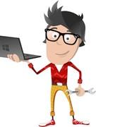 Сложный ремонт ноутбуков, компьютеров, нетбуков, мониторов фото