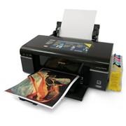 Комплект: Принтер Epson STYLUS Photo P50 + СНПЧ RDM+Чернила RDM (6х100мл) фото