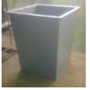 Металлические контейнеры для мусора без крышки 0,75-0,8 м3 фото