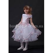 Детское платье нарядное RUD_1003 фото