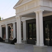 Декорирование фасада дома