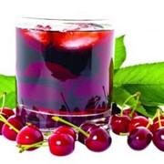 Уксус фруктовый пищевой вишневый фото
