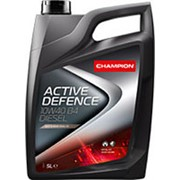 Масло моторное Champion Active Defence 10W40 B4 Diesel, ACEA: A3/B3-10 ACEA: A3/B4-08, API: SL/CF (4л) фото