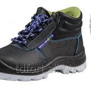 Ботинки кожаные Мастер-АЗС S1 композит антистатические, арт. 2916 фото