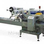 Горизонтальная упаковочная машина Smart для упаковки хлеба и хлебобулочный изделий 2 фото