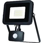 Прожектор светодиодный ЭРА SMD/Eco Slim/30W/6500К с датчиком движения фото
