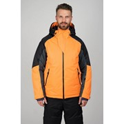Куртка горнолыжная мужская артикул 43317 фото