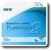 Линза контактная PureVision 2 HD Bausch&Lomb фото