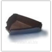 Тарталетка Формы коричневый прямоугольник, квадрат, треугольник фото