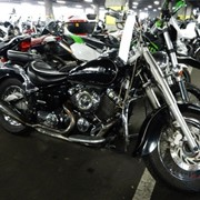 Мотоцикл чоппер No. K5603 Yamaha DRAGSTAR 400 CLASSIC фото