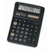 Калькулятор CITIZEN SDC-384II, 14 разрядный, настольный фото