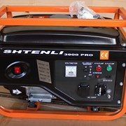 Электростанция (Бензогенератор) Shtenli Pro 3900, 3,3 кВт фото