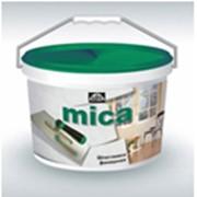 Тонкая шпатлевка для внутренних работ Mica фото