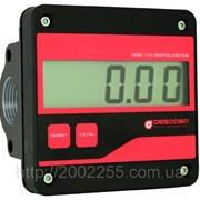 Электронный счетчик MGE 110 для дизельного топлива, масла, 5—110 л/мин, +/-1%, Испания фотография