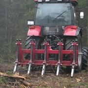 Сгребатель веток леса СВЛ-2,1 фото