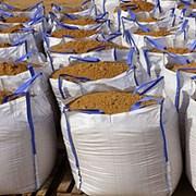 Песок мытый в МКР (биг-бегах) фото