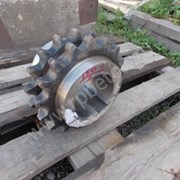 Зведочка редуктора бетонного завода РБУ фото
