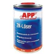 APP APP 030350 Растворитель для тонирования (переходов) APP 2K-Löser, 1л фото