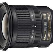 Объектив Nikon 10-24mm f3.5-4.5G ED AF-S DX Nikkor фото