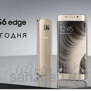 Телефон Samsung Galaxy S6 Edge Plus SM-G928F 4G LTE 32GB Золотой REF 86846 фото