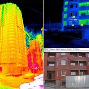 Тепловизионная инфракрасная диагностика фото
