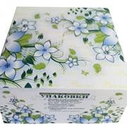 """Коробка для торта """"Весна"""", размер 20х20х10см фото"""