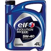 Моторное масло ELF Evolution 900 SXR 5W-40 4 л фото