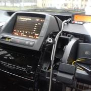 Техническое обслуживание, установка на автомобиль, регистрация в ИМНС, ремонт, поверка таксометров. фото