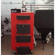 Пеллетный котел Колви с автоматической загрузкой топлива 200 WMSP (пеллеты, уголь) фото