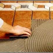 Высокоадгезионный клей для укладки керамической плитки ССРКПЦ-1У М50 фото