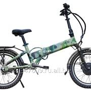 "Электровелосипед Eltreco Master Кардан 20"" фото"