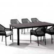 Мебель из искусственного дерева INFINITREE BLACK фото
