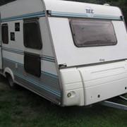 Прицеп-дача TEC King + палатка фото